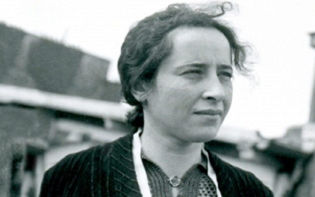 Filosofie & Politiek (Hannah Arendt)